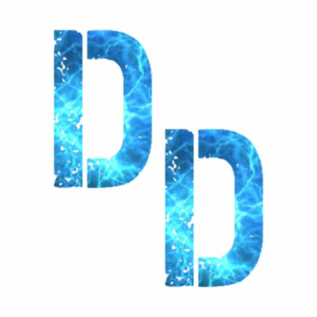Dunndurr Logo - Electric Blue