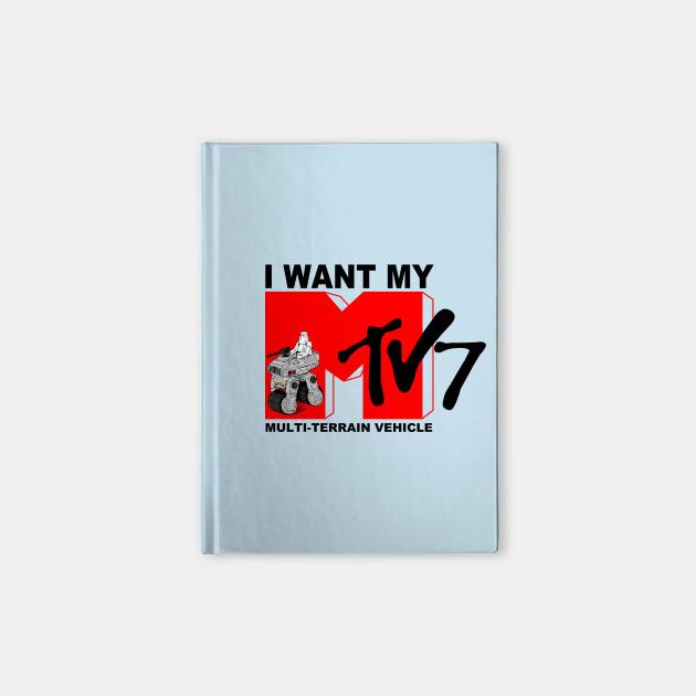 I WANT MY MTV-7