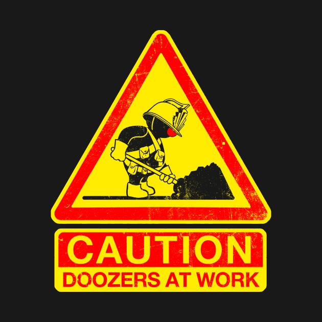 Doozers at Work