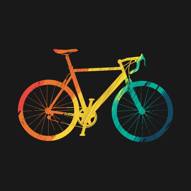 Racer Biker Cyclist Racing Bike Bicycle Kids T Shirt Teepublic