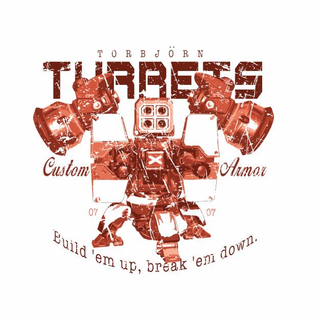 Overwatch Torbjorn turrets