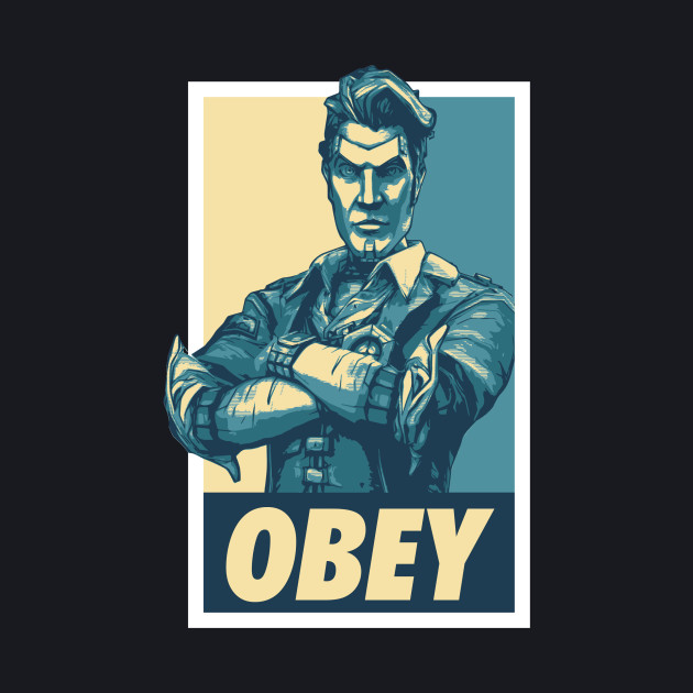 Obey to Handsome Jack