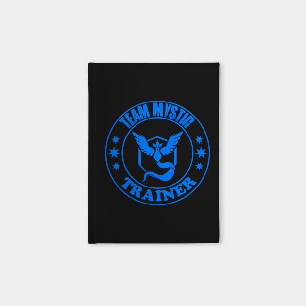 Monster Go Team Mystic Trainer