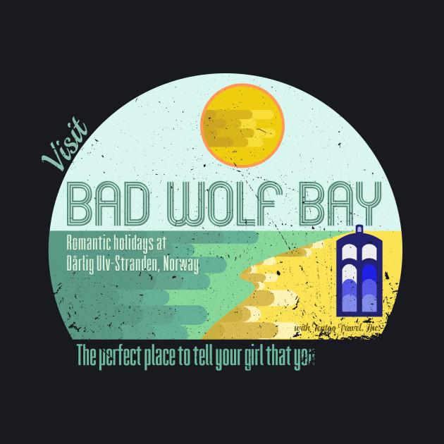 Visit Bad Wolf Bay