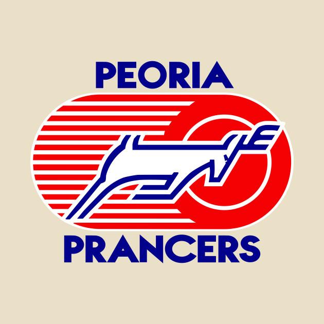 DEFUNCT - Peoria Prancers Hockey