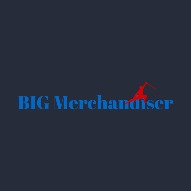 The BIG Merchandiser Ninja