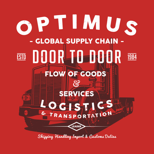 Optimus Trans T-Shirt