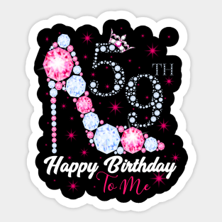 59th Birthday Mom Stickers Teepublic