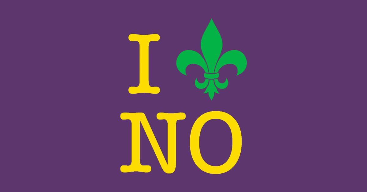 I Fleur De Lis New Orleans Mardis Gras Mardi Gras New Orleans
