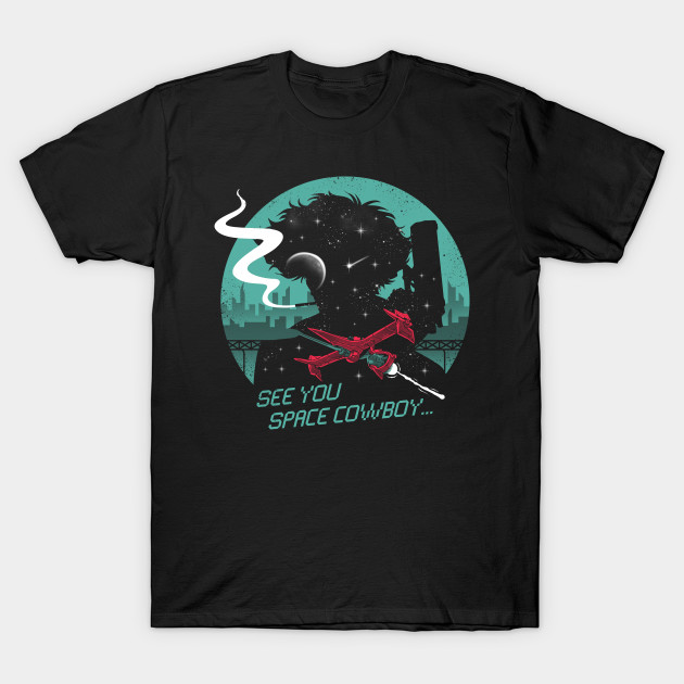 Space Cowboy T-Shirt-TOZ