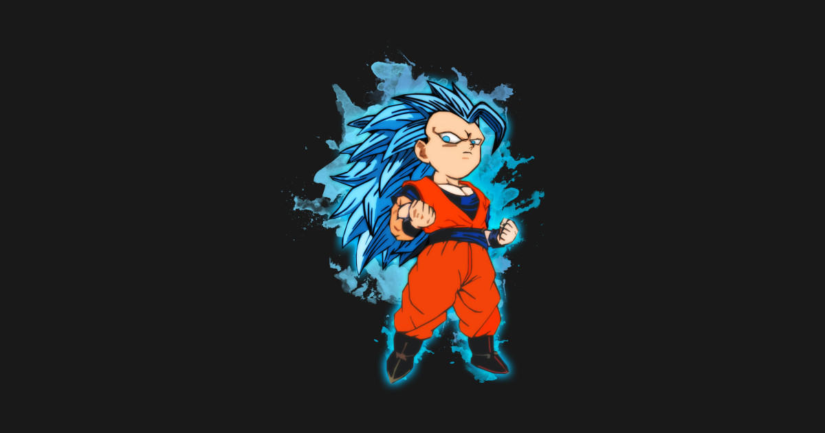 Goku Super Saiyan God Super Saiyan 3
