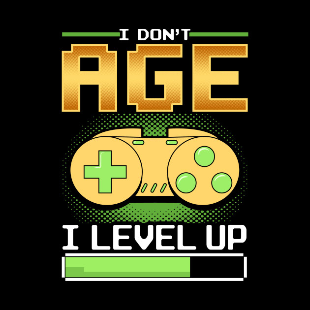 Funny Level Up Birthday Print Gift For Gamer Boyfriend