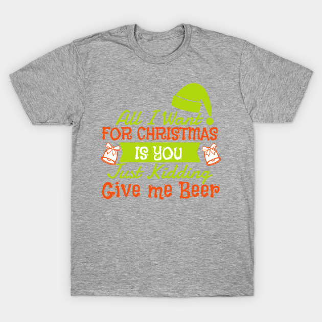 Christmas Beer Gifts Funny Alcohol Drinking