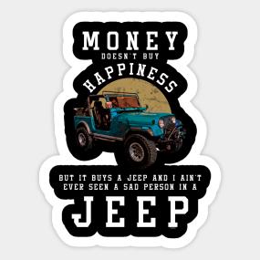 2dd656f7e Jeep Lovers Stickers | TeePublic