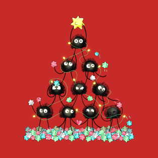 Merry Dusty Christmas! t-shirts