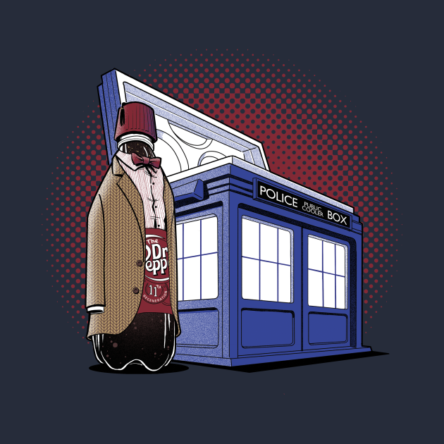 The Doctor Pepper