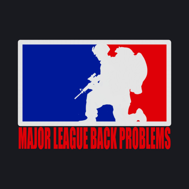 Major League Back Problems