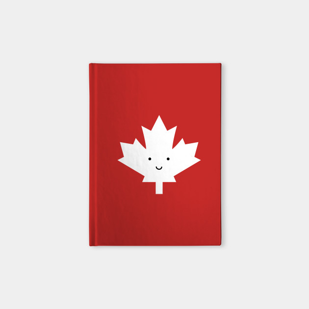 Happy Canada Day Maple Leaf