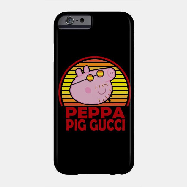 Peppa Pig Gucci 2020 - Peppa Pig Gucci 2020 - Phone Case