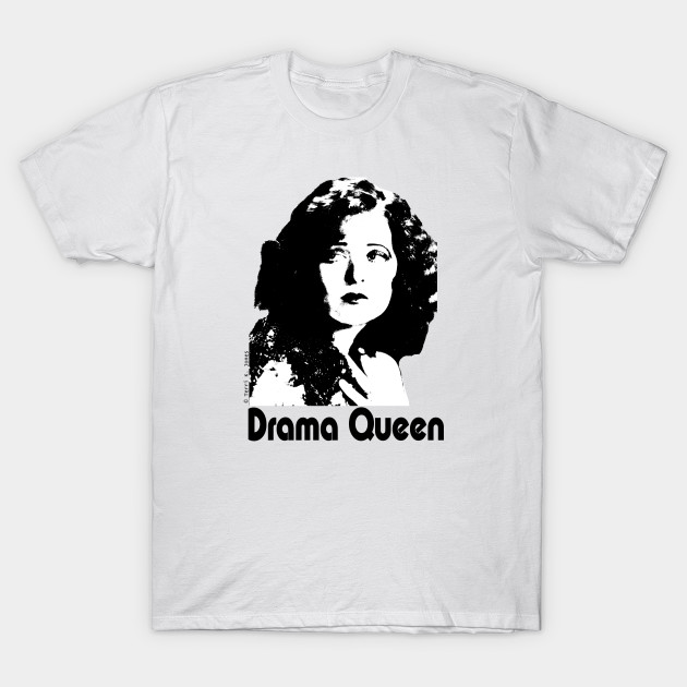 f5ec337c72 Drama Queen - Actress - Camiseta
