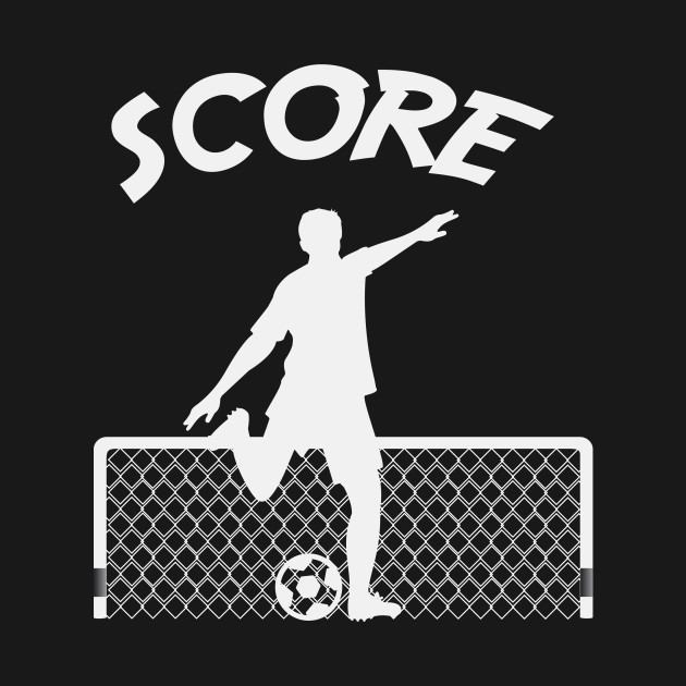 Funny Soccer Design by tranquilo