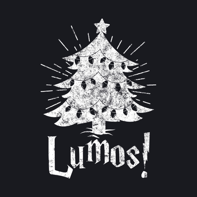 Christmas - LUMOS! (Harry Potter Inspired)