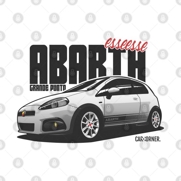 Fiat Grande Punto Abarth - CarCorner
