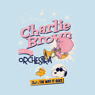 C. Brown Orchestra t-shirts