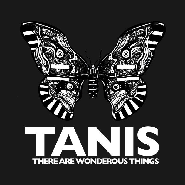 Tanis Moth (white letters) by Gareth A. Hopkins (grthink)