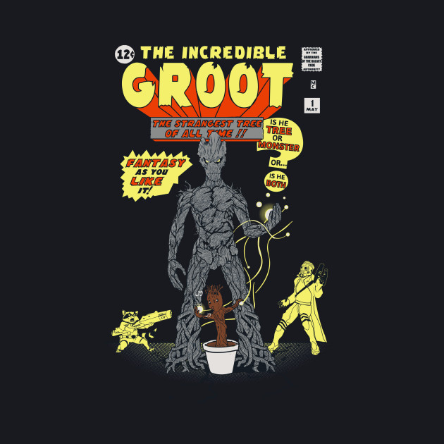 The Incredible Groot