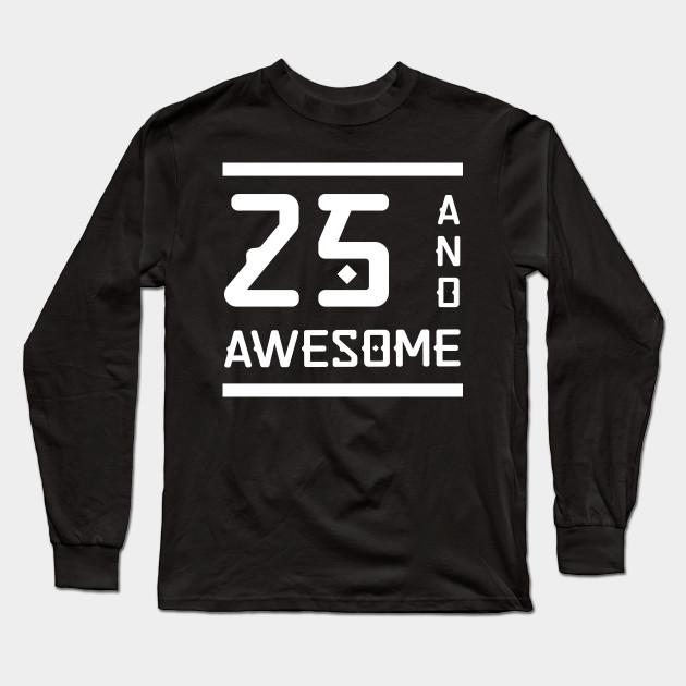 25th Birthday Gift