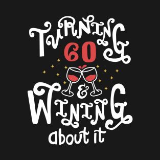 60 Years Old Birthday Gifts For Women T Shirts