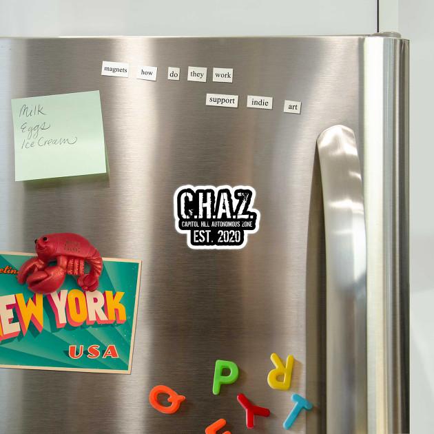 C.H.A.Z. Capitol Hill Autonomous Zone