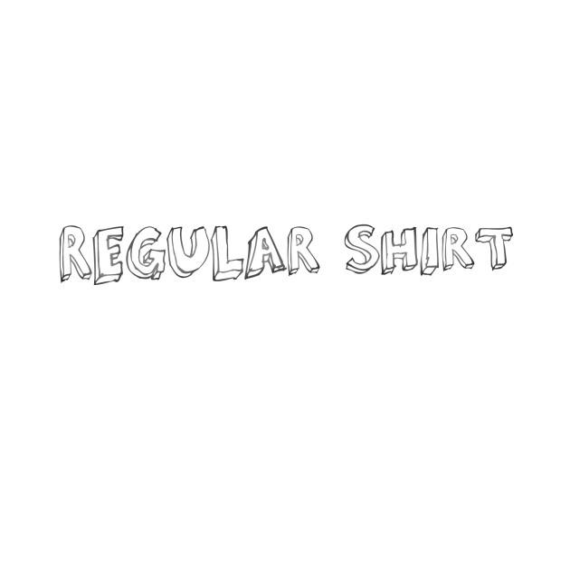 TSHIRT - Regular Shirt