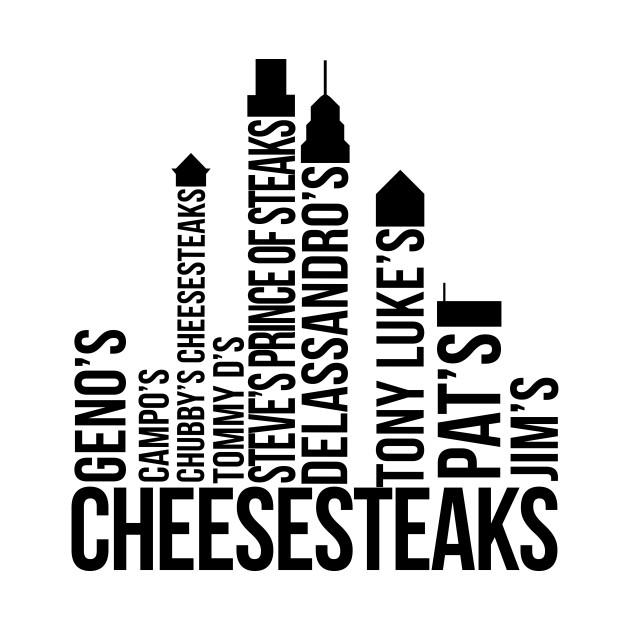 The Cheesesteaks of Philadelphia