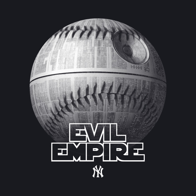 Image result for evil empire baseball