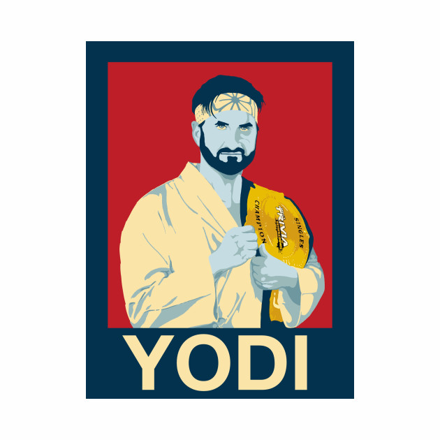YODI! (Championshiop Design)
