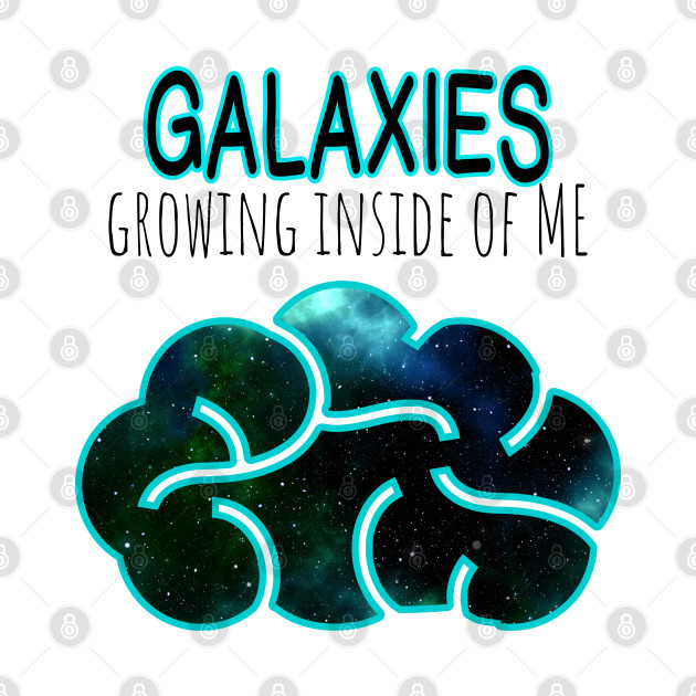 Galaxies Growing inside Of Me