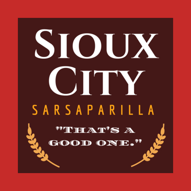 The Big Lebowski - Sioux City Sarsaparilla