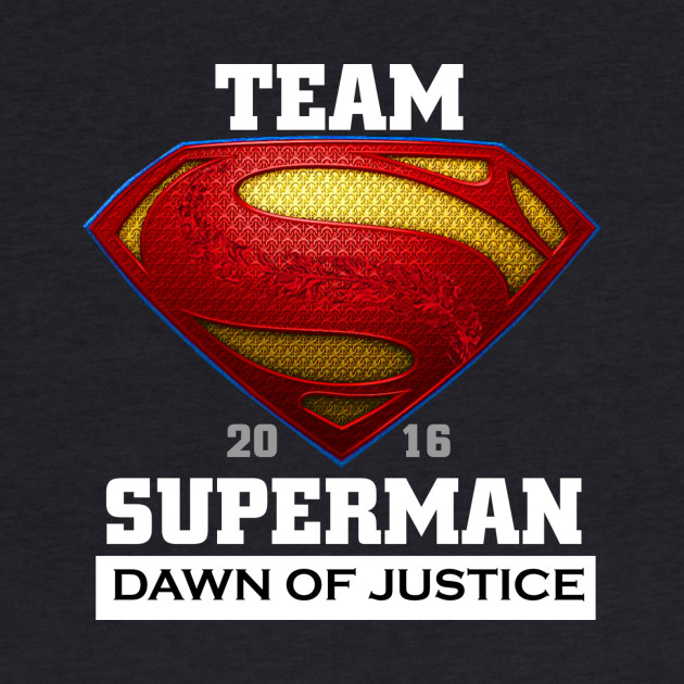 Team Superman: Dawn of Justice