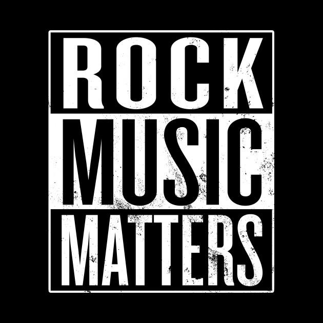 Rock Music Matters