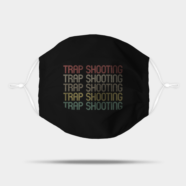 Retro Style Trap Shooting Design