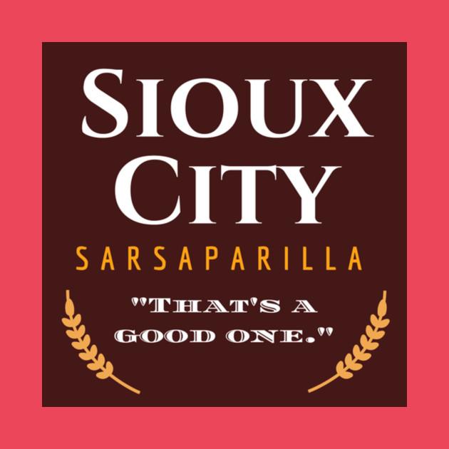 The Big Lebowski - Sioux City Sarsaparilla