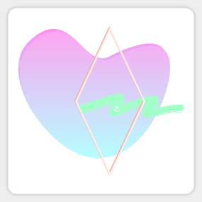 Tumblr Aesthetic Stickers | TeePublic