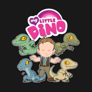My Little Dino t-shirts