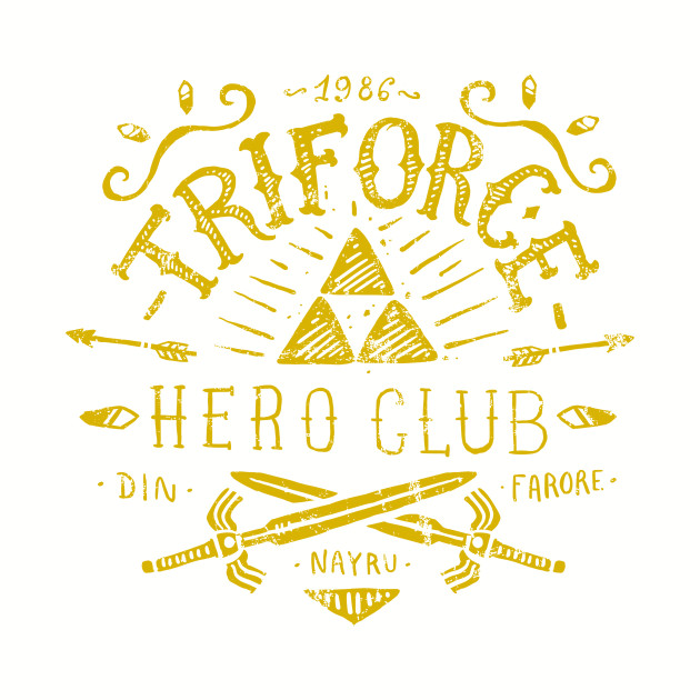 Triforce Hero Club