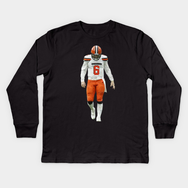 best website 677cc 2510f Baker Mayfield Browns Low Poly