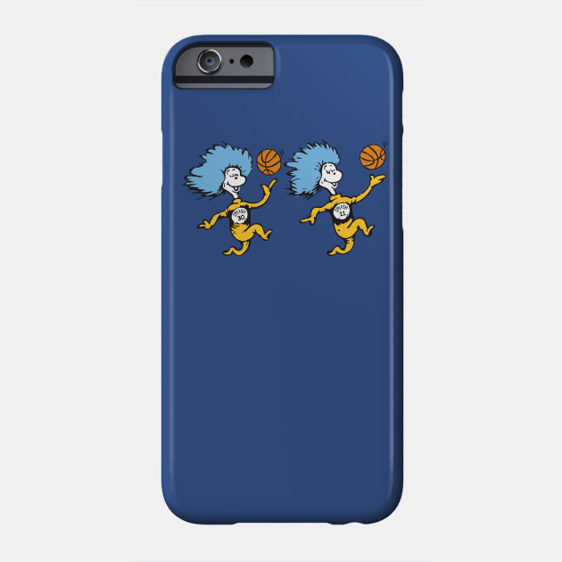 Splash Brothers Dr. Suess Phone Case