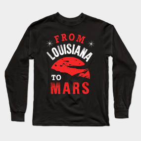 94c3b5d8e Louisiana Long Sleeve T-Shirts | TeePublic