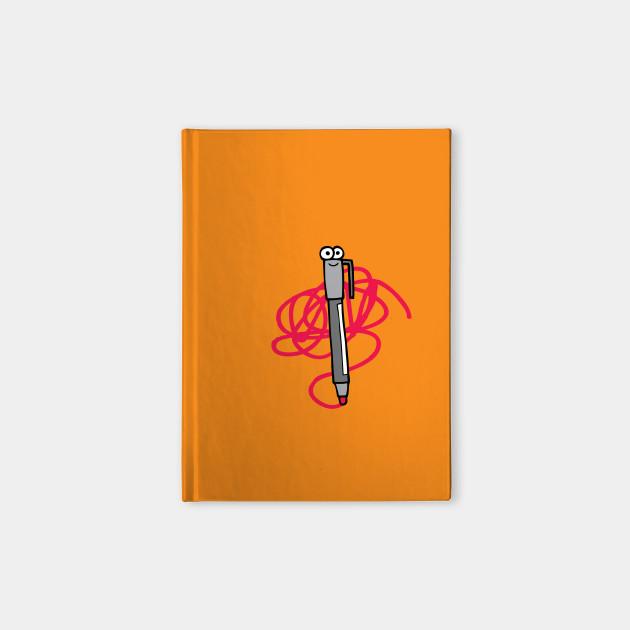 MoCCA Fest 2019 Pen Notebook